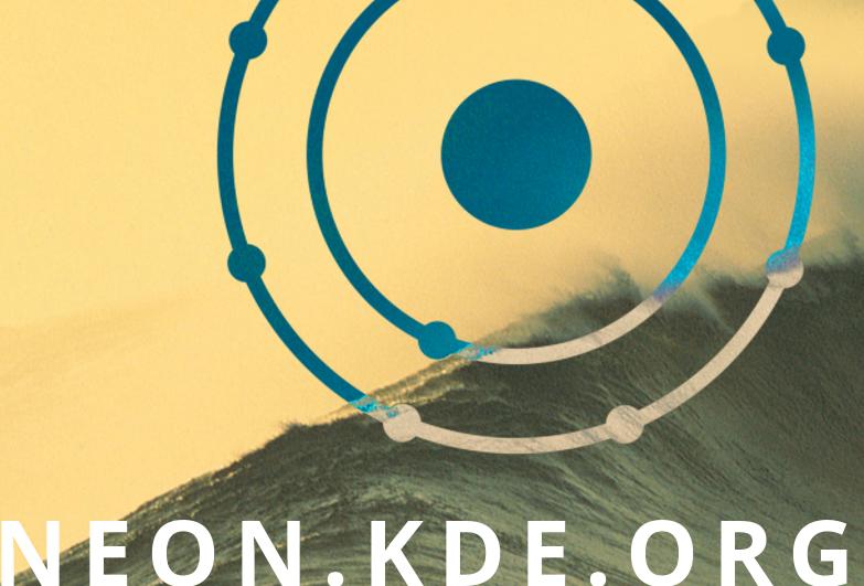 KDE neon: disponibili le immagini di testing basate su Bionic