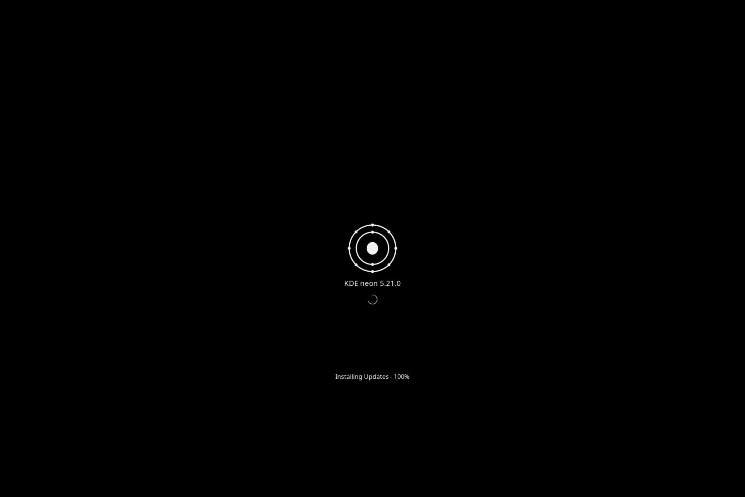 Blocking update